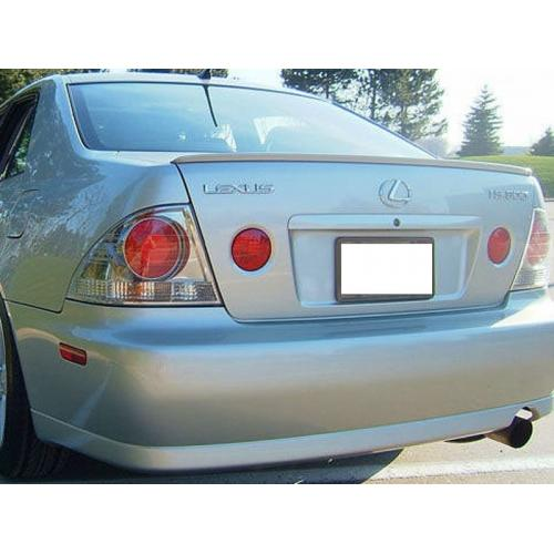 Boot lip spoiler for Lexus IS200 IS300 Toyota Altezza GXE10 SXE10 98-05