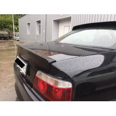 Boot lip spoiler for Toyota Chaser jzx100 KFD