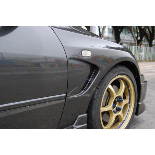 Front fenders Charge Speed style for Lexus IS200 IS300 Toyota Altezza GXE10 SXE10