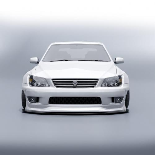 KFDteam Front LIP for Lexus IS200 IS300 Toyota Altezza GXE10 SXE10 1998 - 2005 - Exclusive Design by KFD Team
