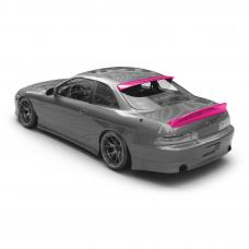 Ducktail and Roof spoiler kit for Lexus SC300 SC400, Toyota Soarer - Exclusive Design by KFD Team