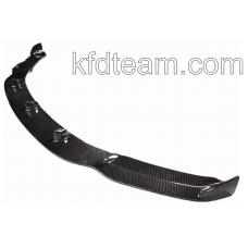 Special and Limited Offer! Front lip for BMW f85 - f110 M-package bumper (Carbon - FRP Composite)