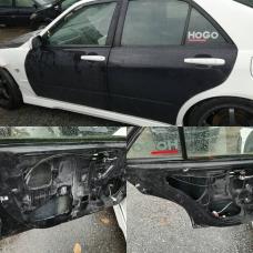 Doors FRP Lexus IS200 IS300 Altezza 98-05