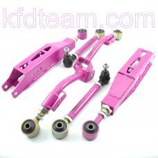 KFD adjustable rear arm set for Toyota gt86 2012-16