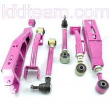 KFD adjustable rear arm set for Subaru BRZ