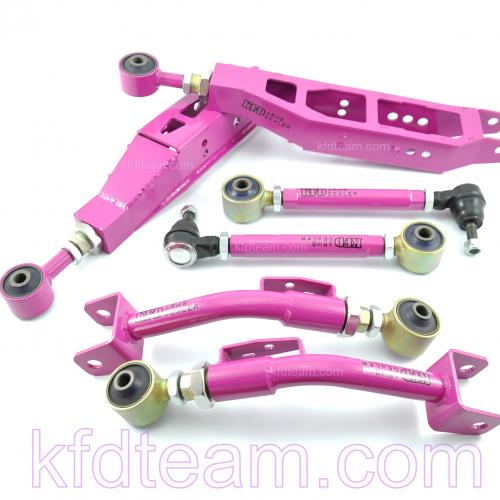 KFD adjustable rear arm set for Subaru WRX STi 2015+