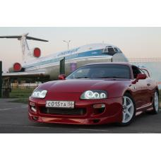 Front lip Greddy style RMM for Supra JZA80